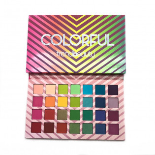 Paleta Colorful – Trendbeauty
