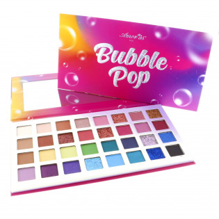 BUBBLE POP - EYESHADOW & GLITTER PALETTE AMORUS