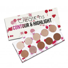 CONTOUR & HIGHLIGHT BEAUTY CREATIONS