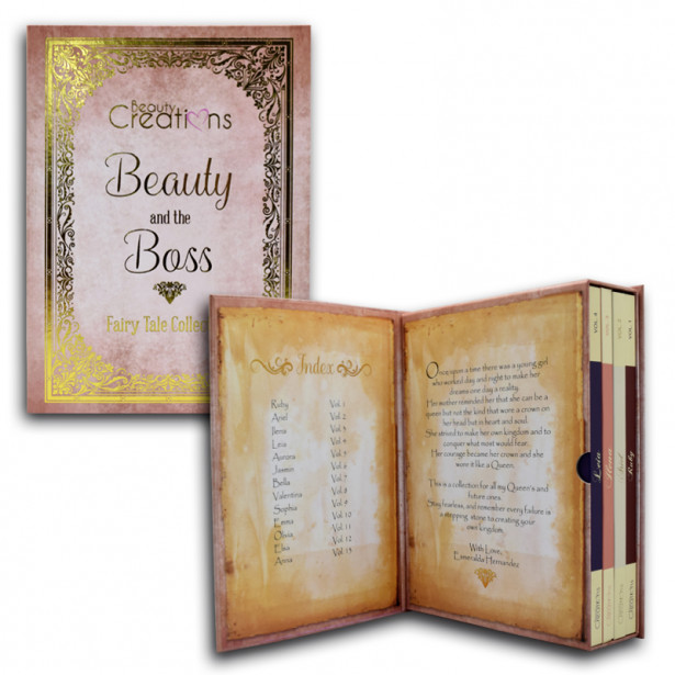 BEAUTY AND THE BOSS - FAIRY TALE COLLECTION BEAUTY CREATIONS