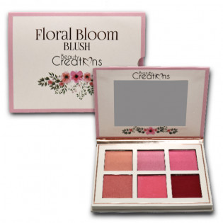 FLORAL BLOOM BLUSH BEAUTY CREATIONS