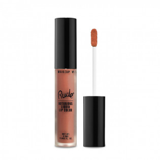 LABIAL LIQUIDO MATE BELOW THE BELT RUDE COSMETICS