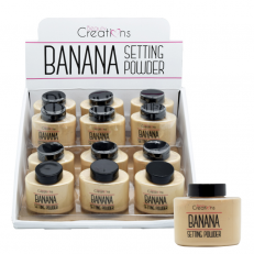 BANANA SETTING POWDER BEAUTY CREATIONS